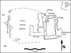 Achill Island Field Report century Ice House on Corraun, 21 June 2006