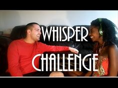the interracial whisper challenge - YouTube