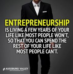 , ALWAYS #entrepreneur