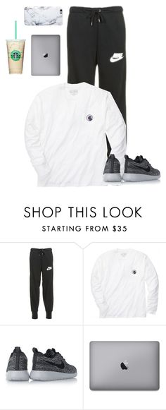 """""""i really love you. ❤️"""" by kadynpleasants ❤ liked on Polyvore featuring NIKE"""