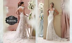 ΝΥΦΙΚΑ ΚΟΛΕΞΙΟΝ 2015 ΤΗΣ BRIDAL ART Bridal Dresses, Lace Wedding, Collection, Fashion, Bride Gowns, Wedding Gowns, Moda, La Mode, Bridal Gowns