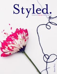 Styled - Spring Issue {#5}