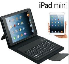 Leather Housing Carry Case Cover with Removable Bluetooth Keyboard for Ipad Mini (Black) Unknown http://www.amazon.ca/dp/B00C7M0GVC/ref=cm_sw_r_pi_dp_JJWnub18KY0ZF