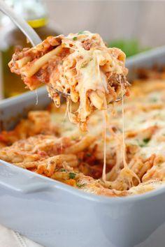 Lazy LasagnaReally nice recipes. Every hour.Show me what you  Mein Blog: Alles rund um die Themen Genuss & Geschmack  Kochen Backen Braten Vorspeisen Hauptgerichte und Desserts # Hashtag