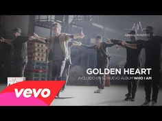 Abraham Mateo - Golden Heart (Audio)