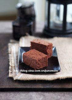 Reich und feinen Geschmack perfekt Edition --- reiche Schokolade Biskuit (lang Dili speziellen Rezept)