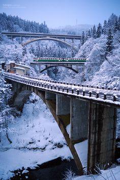 Aizu, Fukushima, Touhoku, Japan, by Hekiqoo. -- Curated by: Ecora Engineering & Resource Group   579 Lawrence Avenue Kelowna BC v1y 6l8   250-469-9757