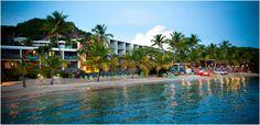 Bolongo Bay Beach Resort, St. Thomas, Virgin Islands - This was a great vacation!