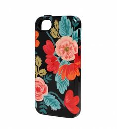 Rifle Paper Co. - Russian Rose - Protective Iphone Cover