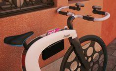 A incrível bicicleta elétrica do futuro: nCycle