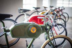 OTO CYCLES E-BIKES: Pedelecs mit Retro-Charme
