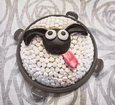 Shaun Sheep cake  I  Late lammas kakku