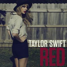 """""""Red,"""" the title track from forthcoming album RED is now available for download on iTunes! Get it now: http://smarturl.it/TSRedSiT"""