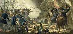 The March revolution of 1848: street battle in Berlin on 18 and 19 March 1848