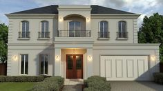 provincial homes facades - Google Search