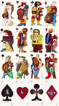 Karl Korab - The World of Playing Cards