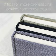 Some actually helpful binding tips