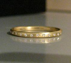 18K-SKINNY-2mm-Diamond-Eternity-Ring-Stacking-Band-Yellow-Rose-or-White-Gold