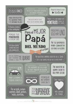 Ser padre es bien padre!!!