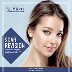 Scar Revision is a Surgery to improve or reduce the appearance of Scars. Face Care, Body Care, Skin Care, Scar Removal Surgery, Hair Clinic, Going Bald, Hair Transplant, Phase 2, Liposuction