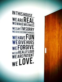 IN THIS #HOUSE...