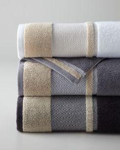 Savile Bath Towel