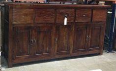 Berbere World Imports - 460-051---Wooden Buffet, $3,045.00 (http://www.berbereworldimports.com/products/460-051-wooden-buffet.html/)
