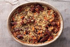 chorizo and gigante bean cassoulet chorizo and gigante bean cassoulet ...