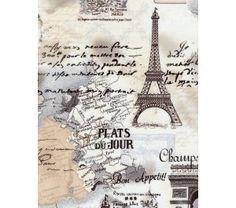 Tecido para Patchwork Paris Cream
