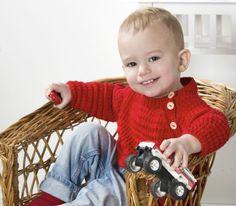 Sticka mjuk & fin barntröja! Knitting For Kids, Baby Knitting Patterns, Baby Barn, Textiles, Straw Bag, Knit Crochet, Children, Fashion, Threading