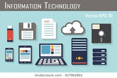storage and electronic device ( flashdrive or thumbdrive , floppy disc , paper , cloud server , DOS , smartphone , tablet , laptop , harddrive server )