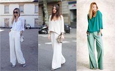 A Moda na Prática: Verão 2013 Pantalonas ...
