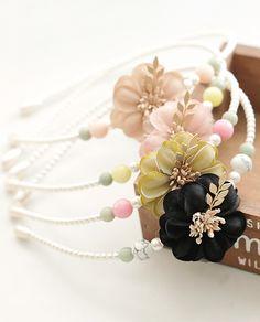 Headband made by hand in Korea