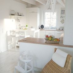 Shabby and Charme: Nordic style a casa di Silke