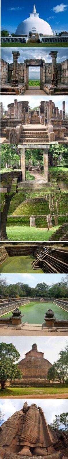 "Anuradhapura became the capital of Sri Lanka in the 4th century BC. Sri Lankan history from the 4th century BC up to 10th century A.D is generally referred as ""Anuradhapura"" period."