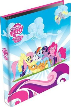 My Little Pony Friendship is Magic Enterplay Trading Card Binder with Exclusive 6 Card Foil Puzzle Set! by Enterplay, http://www.amazon.com/dp/B0096SDZCW/ref=cm_sw_r_pi_dp_vxVPrb0F4Y3DS
