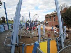 Artplay Playground, Birrarung Marr, Melbourne