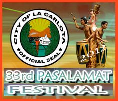 Pasalamat festival of La Carlota for a thanksgiving of a bountiful harvest of the year round.