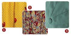 Veja como usar cada tipo de tecido Descubra qual é o tecido indicado para a confecção de saias, vestidos, calça, casacos e blusas