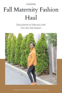 Figuring out what to wear is already so difficult with a growing baby bump, so I tried to make these Fall outfit ideas as uncomplicated as possible. Most of these pieces look great with maternity leggings and a maternity tee, for ultimate grab-and-go style. Here are 15 Fall Maternity Fashion pieces that you absolutely need to add to your wardrobe this season. Fall Maternity, Maternity Leggings, Maternity Tees, Maternity Fashion, Maternity Dresses, Maternity Clothing, Maternity Underwear, After Pregnancy, Look Chic