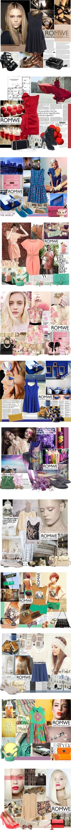 """Romwe.com :)"" by taritelemnar ❤ liked on Polyvore"