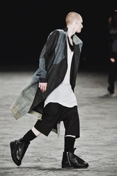 moonmud: Rick Owens SS10, 'RELEASE'