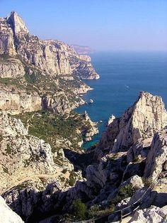 Les Calanques de Marsella a Cassis | La Provenza y Costa Azul de Francia