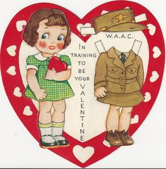 in training to be your valentine * 1500 free paper dolls at Arielle Gabriel's The International Paper Doll Society and The China Adventures of Arielle Gabriel for Chinese and Japanese paper dolls free *