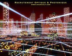 #Recrutement #Optique & #Photonique