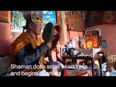 Healing Ceremony with a Tibetan Shaman in Pokhara, Nepal - YouTube