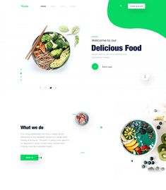 jpg by Jabel Ahmed Website Design Layout, Website Design Company, Web Layout, Layout Design, Food Web Design, Food Graphic Design, Mobile Application Design, Banners, Restaurant Website
