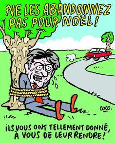 Sauvez la gauche donnez!   Charlie Hebdo