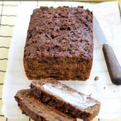 Date and ginger loaf | Australian Healthy Food Guide
