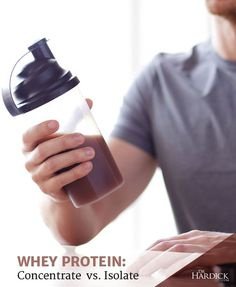 Whey Protein http://DrHardick.com